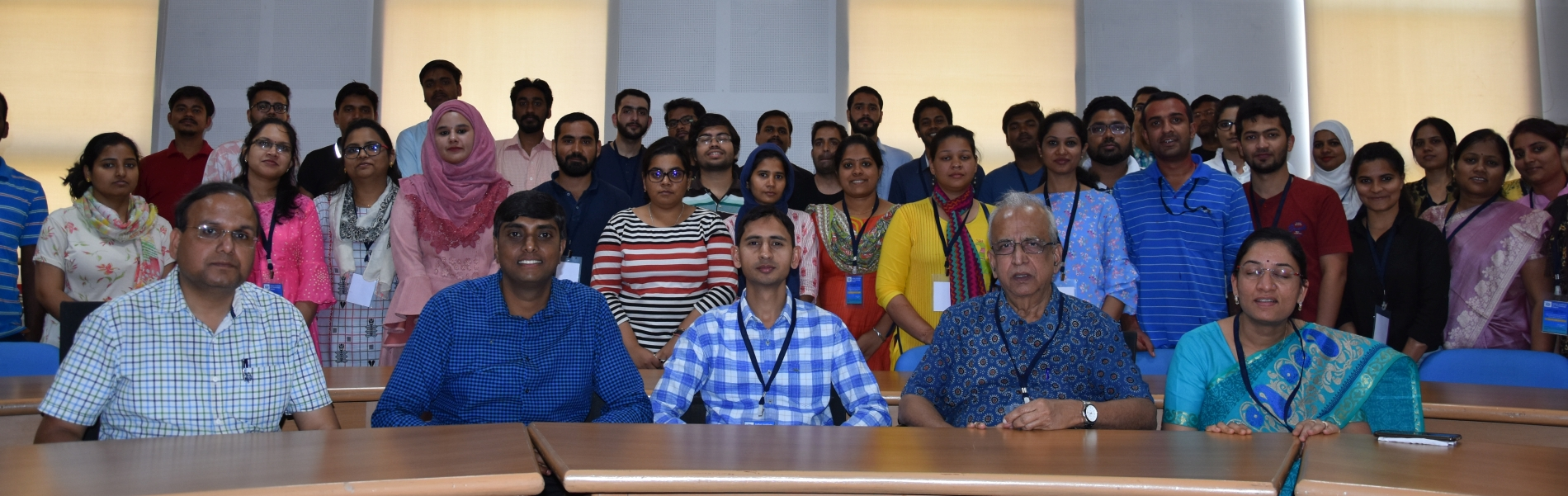 TEQIP sponsored Active Learning Course jointly being conducted by disciplines of CSE and Maths (March 2019)